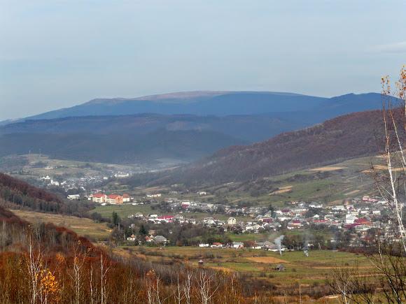 Гірські села Закарпаття: Павлово і Плоске Свалявського району