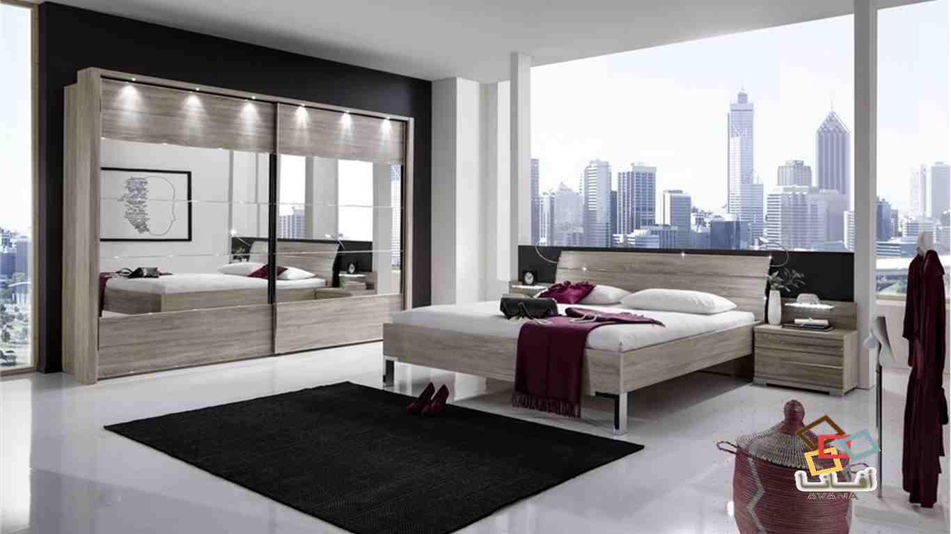 مجموعة اثاث غرف نوم وتصاميم تستطيع الاعتماد عليها   أفانا