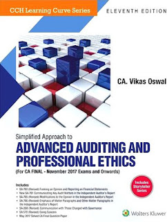 Auditing and Professional Ethics by Vikas Oswal