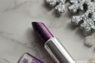 Review: essence - step into magic wonderland - Glitter Lipsticks - www.annitschkasblog.de