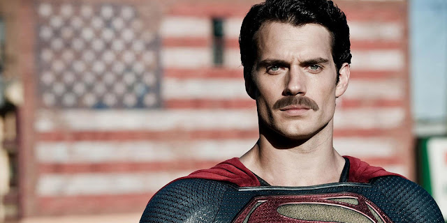 Superman bigode