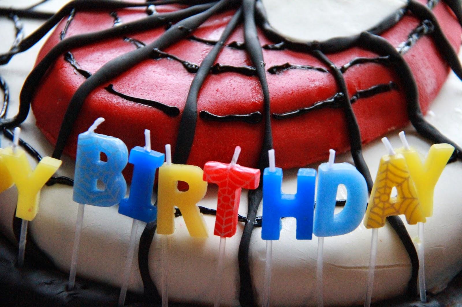 Marine Cuisine Gâteau 3d Spiderman Génoise Et Ganache Chocolat Au