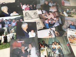 Algunos recuerdos familiares