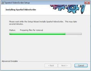 Cara Install Videosribe Sparkol Offline