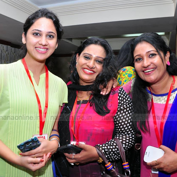 Mia George latest hot photos from AMMA General Body Meeting 2015