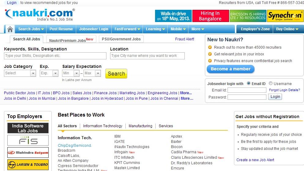 How can Web Scraping of Job Sites like Naukri com helpful