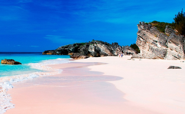 Harbor Island, Pantai Menakjubkan di Bahama