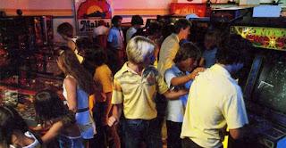 Edad de oro de los videojuegos de arcade