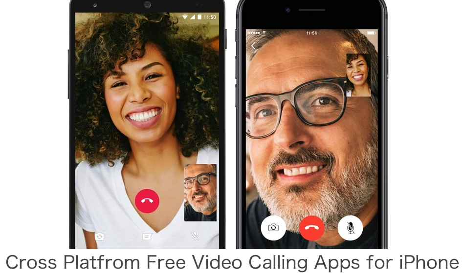 15 Best Free Cross-platform Video Calling Apps for iPhone 2019
