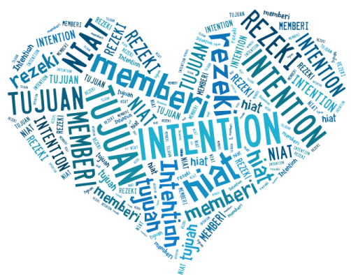 "The Power of Intention – Inspirasi dari ""Distributor Rezeki"""