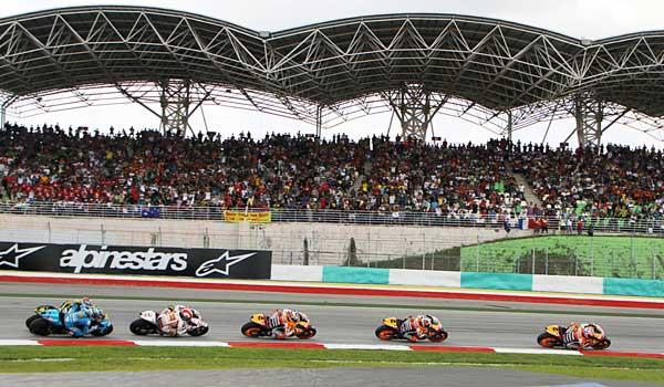 Sirkuit MotoGP Sepang Malaysia 2013