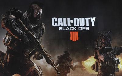 Call of Duty Black Ops 4 - Fond d'écran en Full HD 1080p