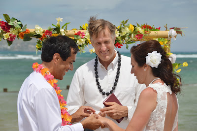 Hawaii Wedding Minister
