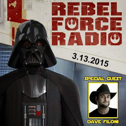 Dave Filoni Interview RebelForce Radio March 13, 2015