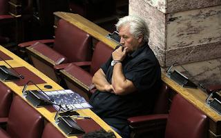 """Παπαχριστόπουλος: """"Με απειλούν ότι θα βρω το κεφάλι μου σε χαντάκι"""""""