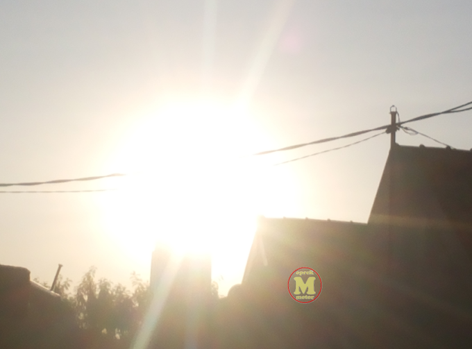 Ternyata Itu Toh Gerhana Matahari Parsial 2016