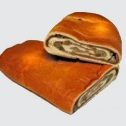 nut roll from buttonwood bakery