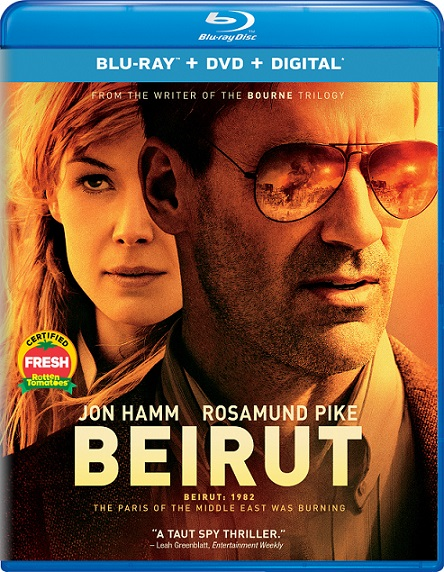 Beirut (2018) m1080p BDRip 9.5GB mkv Dual Audio DTS 5.1 ch