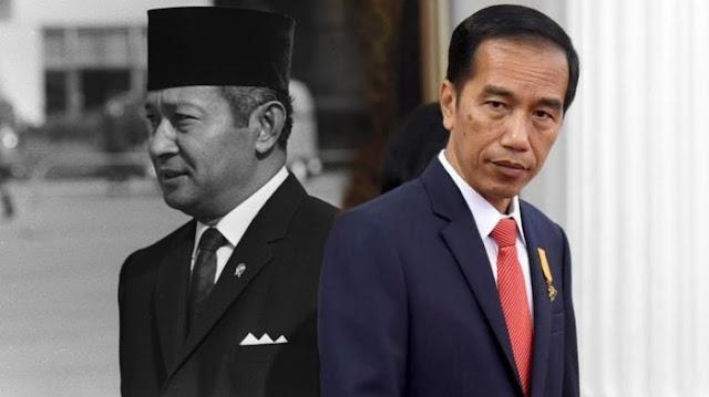 Bukti Joko Widodo adalah Soeharto untuk OAP Hari ini