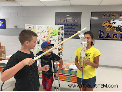 This post gives so many ideas and tips for encouraging students to think and act like engineers. A great way to introduce the Engineering Design Process and promote teamwork, cooperation, and perseverance while having FUN!