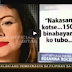 """VIRAL!  Rossana Roces """"Osang"""" Carnaps friend's vehicle ! MUST WATCH"""
