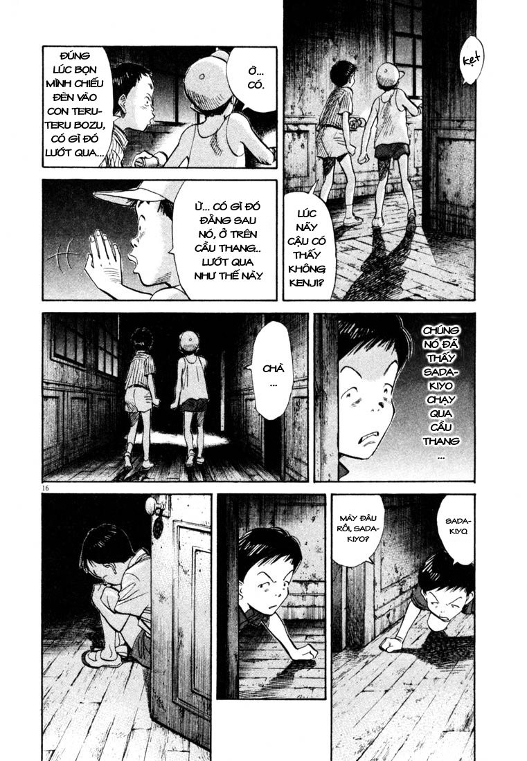 20th Century Boys chapter 174 trang 33