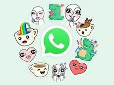 """Sudah Coba Fitur Baru Dari WhatsApp """"Sticker WhatsApp"""" ?"""