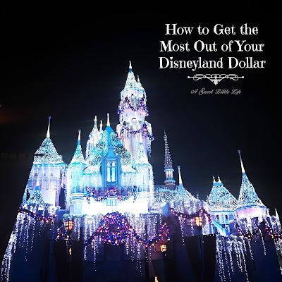 Disneyland Most Save