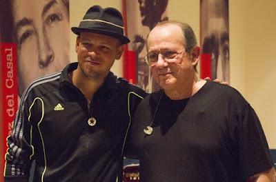 Canciones de amor de Calle 13 y Silvio Rodríguez