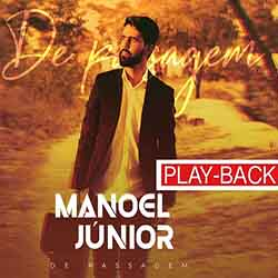 CD De Passagem PLAYBACK - Manoel Junior
