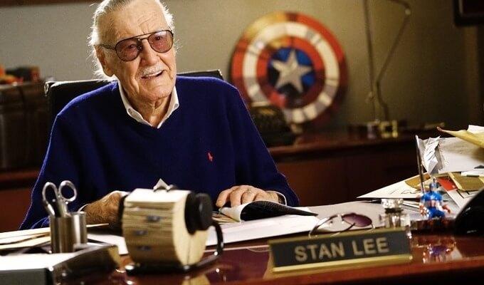 8f8d8e45361 Morre Stan Lee criador de heróis da Marvel - Jornalistando NEWS ...