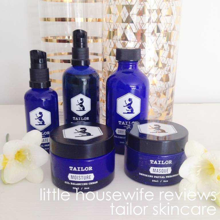 5b72776bd11b Little Housewife: Tailor Skincare