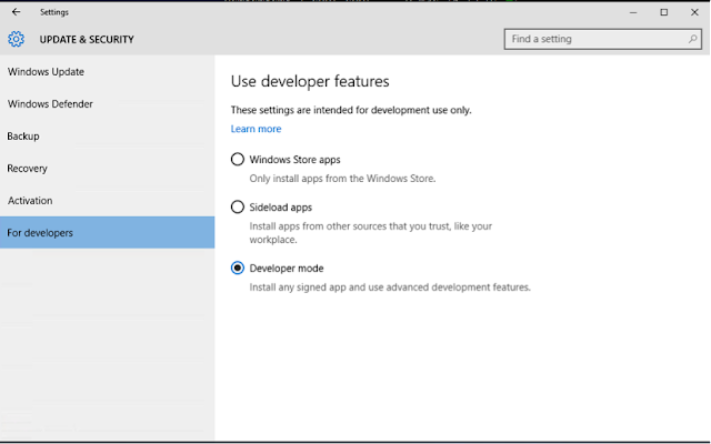 طريقة تثبيت WSL على الوندوز Windows Subsystem for Linux