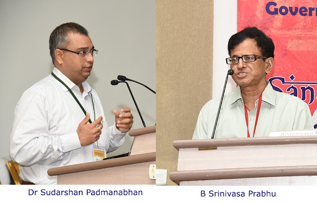 Dr Sudarshan Padmanabhan and B Srinivasa Prabhu on Global and Indian Parlliamentary democracy