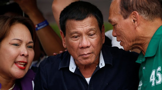 Top drug lords are raising P1 billion for the heads of Duterte, De Lima et al