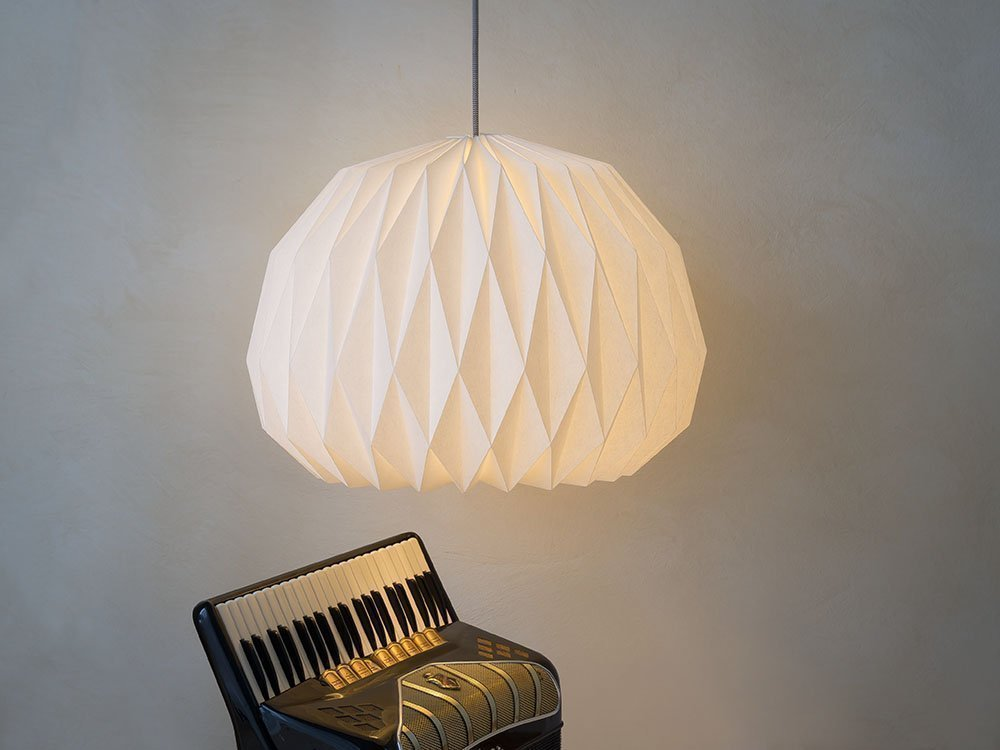 How To Make Origami Lampshade Paper Origami Guide