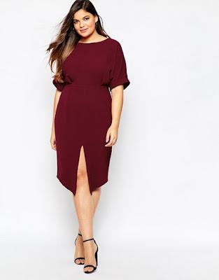 Vestidos para Gorditas Elegantes 2017
