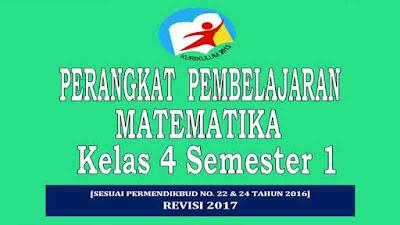 Matematika Kelas 4 Semester 1 Kurikulum 2013 Revisi 2017