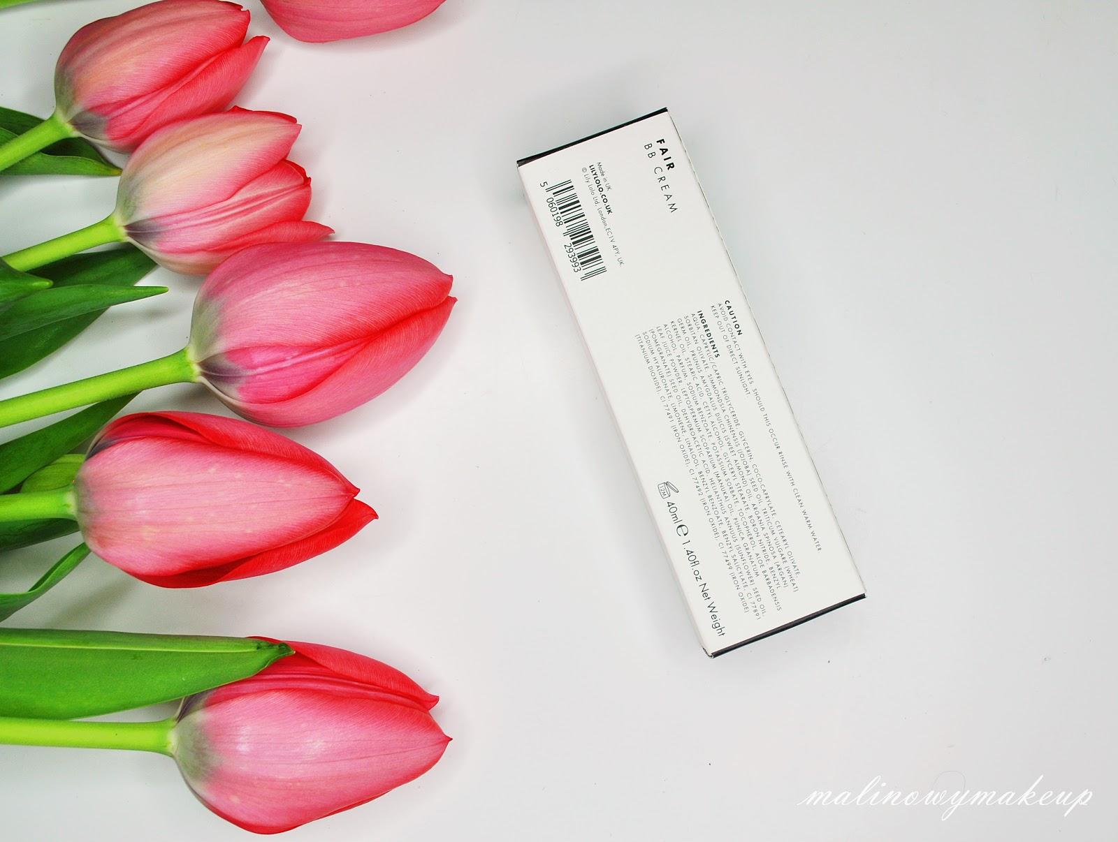 nauralny krem bb lily lolo fair opinie recenzja mineralny swatch