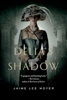 Interview with Jaime Lee Moyer, author of Delia's Shadow - September 17, 2013
