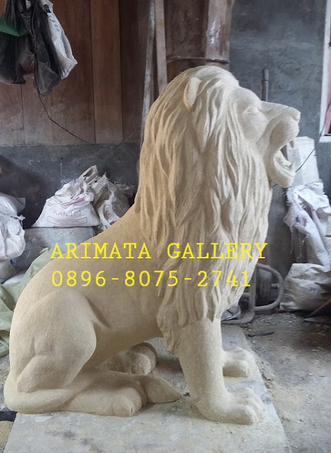 gambar harga patung singa