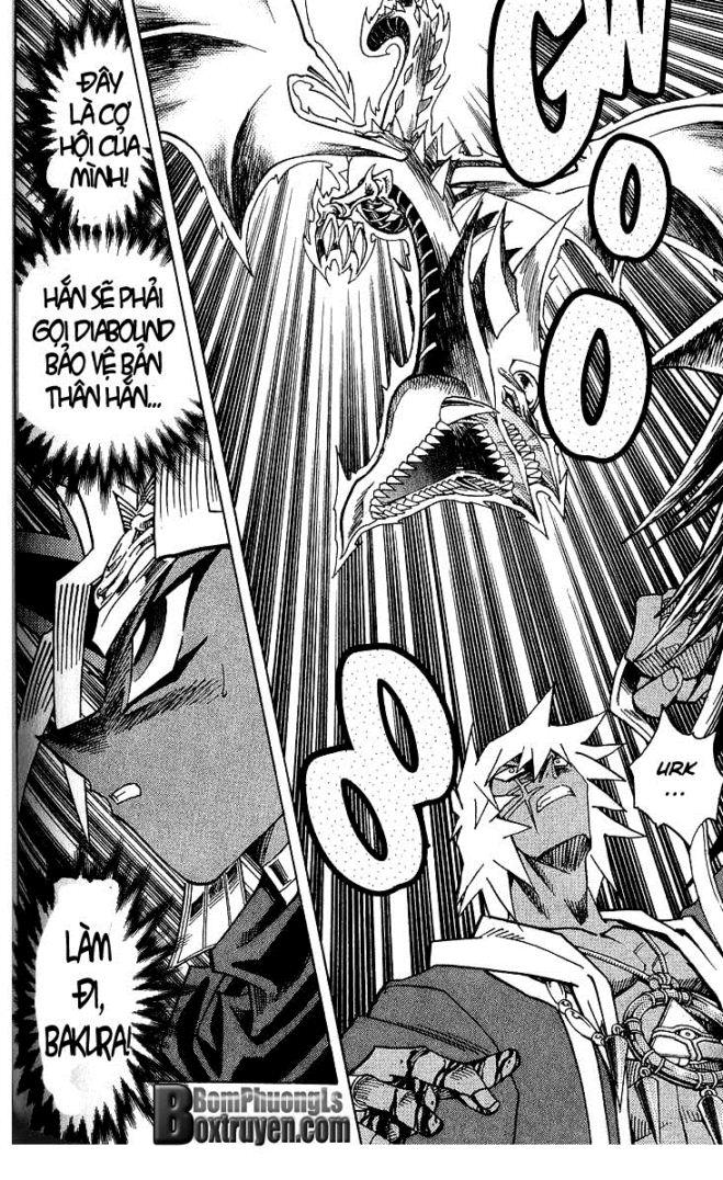 YUGI-OH! chap 302 - ambush!! assault!! trang 8