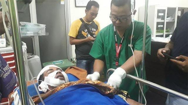 Seorang Warga Riau Diterkam Harimau, Begini Cara Korban Lepas dari Cengkeraman Hewan Buas Tersebut
