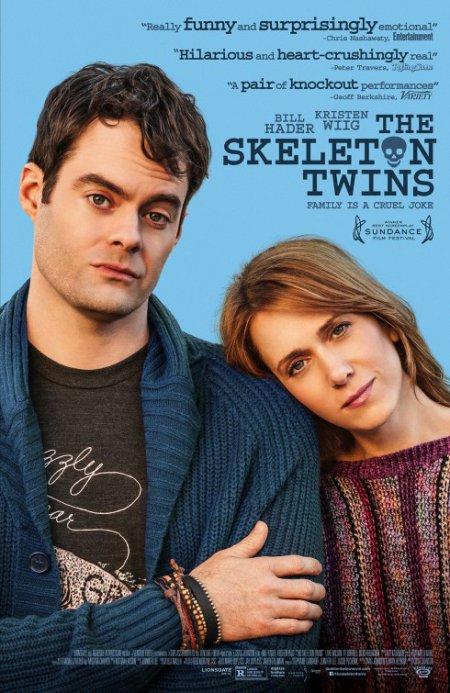 The Skeleton Twins เติมรักใหม่ ให้หัวใจฟรุ้งฟริ้ง