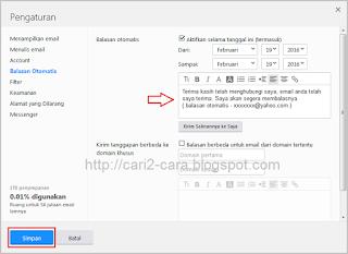 Cara Membalas Email Masuk Secara Otomatis Di Yahoo Cara Membalas Email Masuk Secara Otomatis Di Yahoo