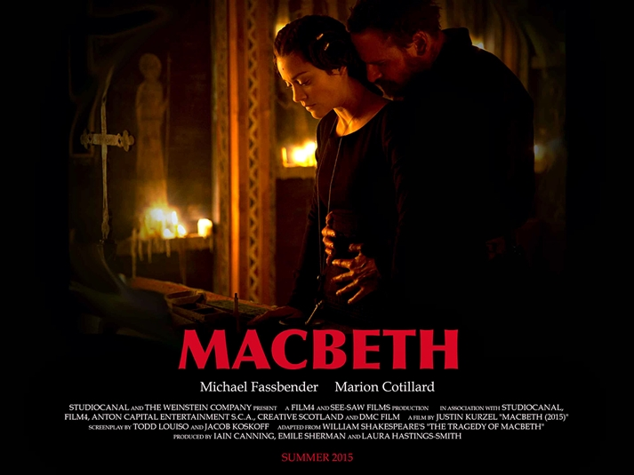 Póster: Macbeth