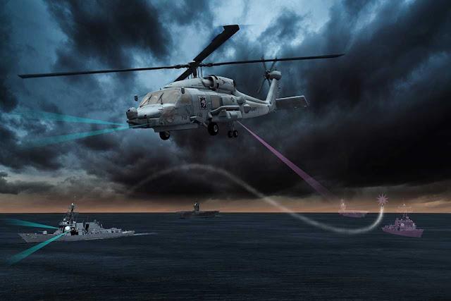Lockheed Martin menguji sistem EW baru