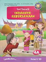 AJIBAYUSTORE  Judul Buku : Seri Tematik Indahnya Kebersamaan 4A     Kelas IV SD