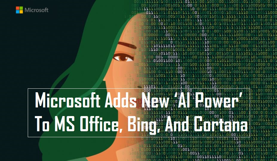 Microsoft adds new AI capabilities to its Office products