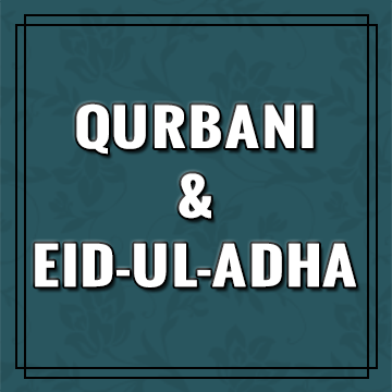 Qurbani and Eid-ul-Adha